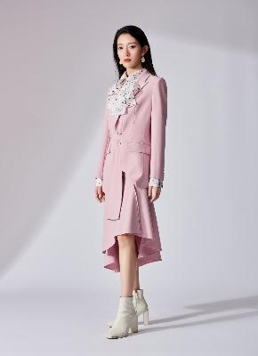 西服套装裙